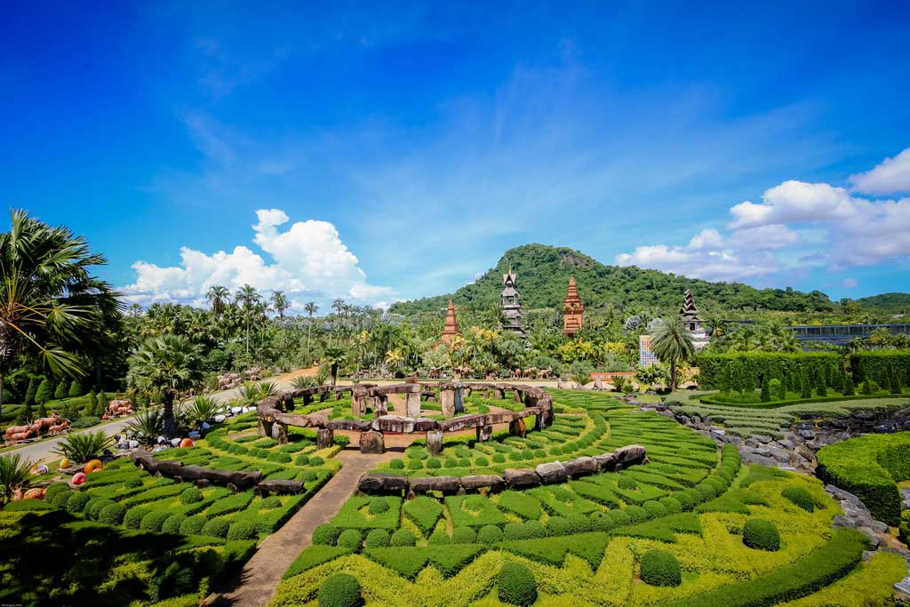 Nong Nooch Tropical Gardens Pattaya