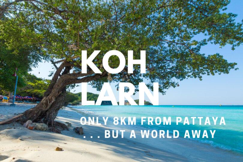 Koh Larn Island Coral Island