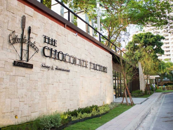 chocolate factory Pattaya Rental Villa Klang