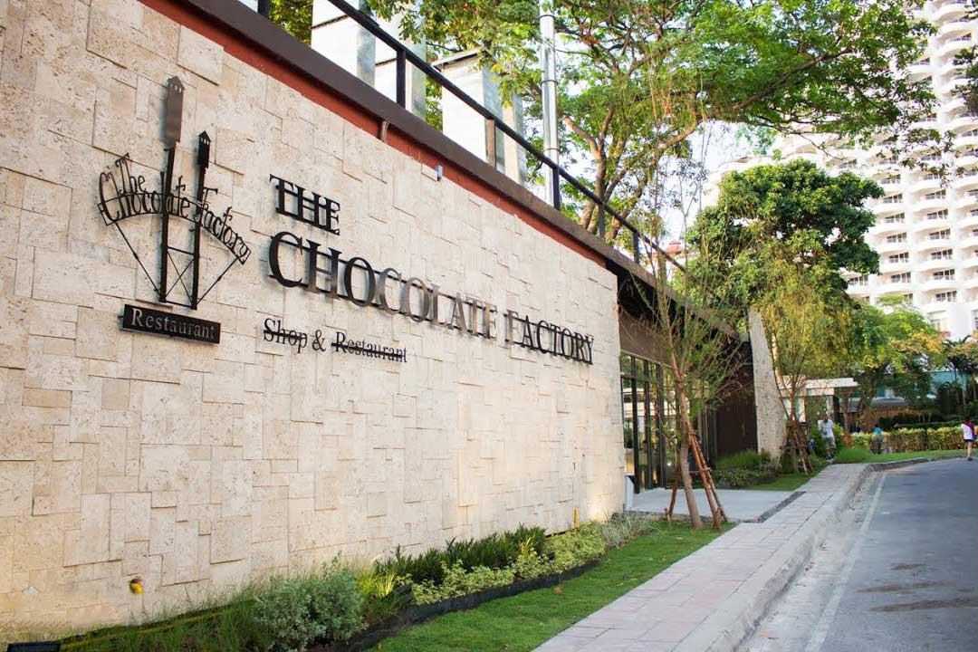 chocolate factory Pattaya Rental Villa Klang