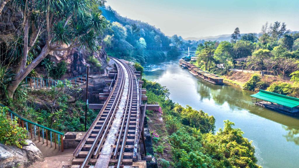 River Kwai Excursion