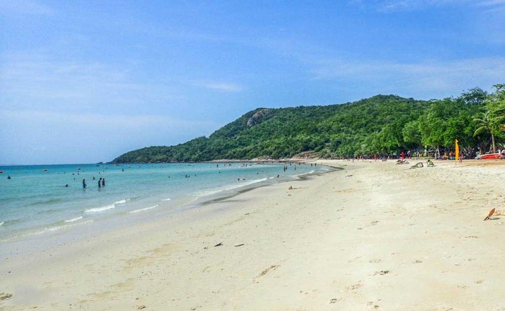 sai kaew military beach navy pattaya thailand