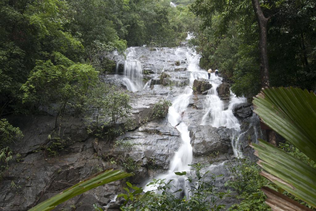 Namtok Ngao National Park klang villa pattaya rental