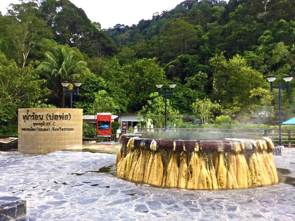Raksawarin Hot Springs pattaya rental villa klang