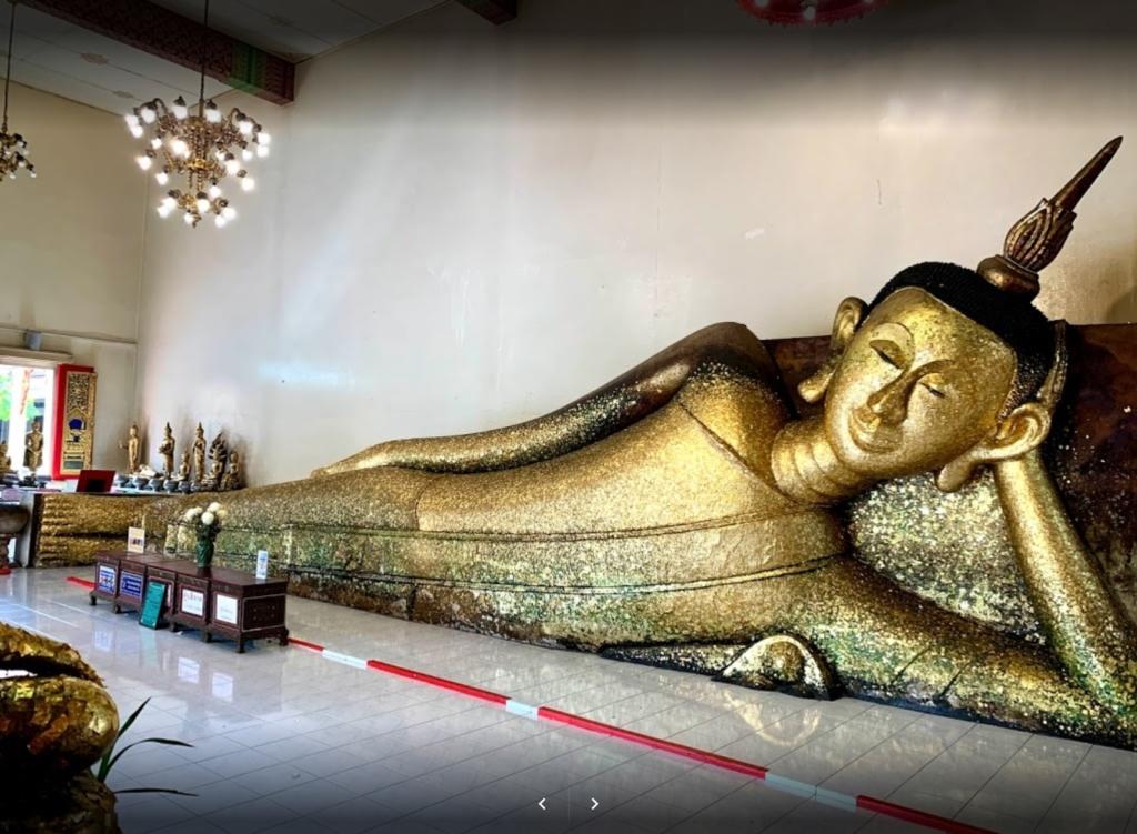 temple rayong wat klang villa pattaya rental